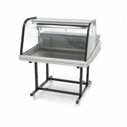 Vitrine réfrigérée marché avec support 175L MAXIMA CHR BEST
