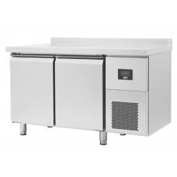 Tables Réfrigérées\n gamme afi GN 1/1 • avec dosseret \nportes pleines • positives \n évaporateur traité AFI COLLIN LUCY CHR ...