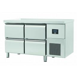 Tables Réfrigérées\n gamme afi GN 1/1 • à tiroirs \nnégatives • évaporateur traité AFI COLLIN LUCY CHR BEST
