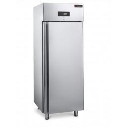 ARMOIRE Négative ventilée Haute Qualité -18/-21°C 700L pas de 55mm Groupe tropicalisé GEMM CHR BEST