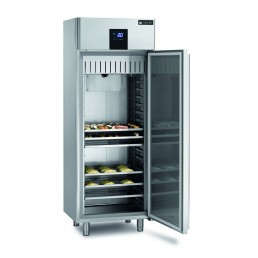 ARMOIRE Pâtisserie Négative Haute Qualité 500L -22/-10°c pas de 16.5mm Format 600 * 400 GEMM CHR BEST