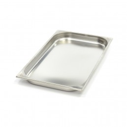 Bac Gastronorme Inox 1/1GN | 40mm | 530x325mm MAXIMA CHR BEST