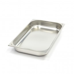 Bac Gastronorme Inox 1/1GN | 65mm | 530x325mm MAXIMA CHR BEST