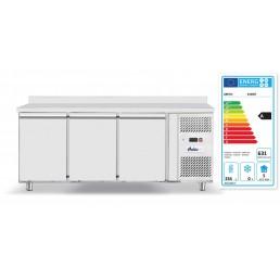 Réfrigérateur comptoir avec trois portes Profi Line 420L HENDI CHR BEST
