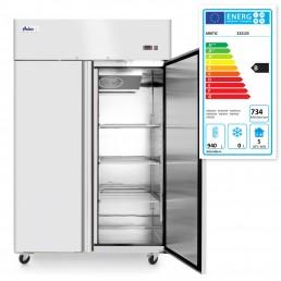 Réfrigérateur avec double portes 1300 L Profi Line HENDI CHR BEST