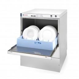 Lave-vaisselle K50 avec pompe de vidange & produit lavage HENDI CHR BEST