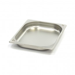 Bac Gastronorme Inox 1/2GN | 40mm | 325x265mm MAXIMA CHR BEST