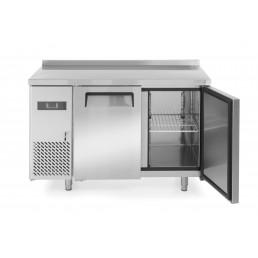 Réfrigérateur comptoir avec deux portes Kitchen Line 220L HENDI CHR BEST