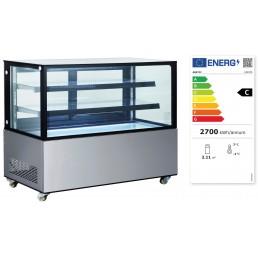 Vitrine réfrigérée avec 2 étagères 510 L HENDI CHR BEST