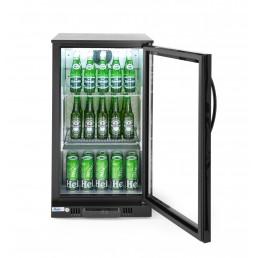 Arrière de bar réfrigéré une porte 118 L HENDI CHR BEST