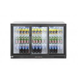 Arrière de bar réfrigéré portes coulissantes 338 L 2/10°C HENDI CHR BEST