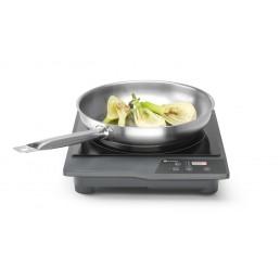 Plaque de cuisson à induction modèle 1800 W Kitchen Line HENDI CHR BEST