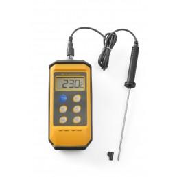 Thermomètre résistant aux chocs avec sonde HENDI CHR BEST
