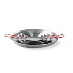 Poêle à paella     340 mm HENDI CHR BEST