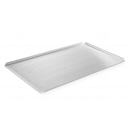 Plateau perforé GN 1/1 - avec 4 bords Aluminium HENDI CHR BEST