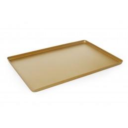 Plateau en aluminium - couleur or 600x400x(H)20 mm HENDI CHR BEST