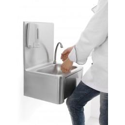 Lave-mains sans contact, avec commande genou HENDI CHR BEST