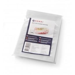 Sacs pour emballage sous vide 100 unités 250x350 mm HENDI CHR BEST