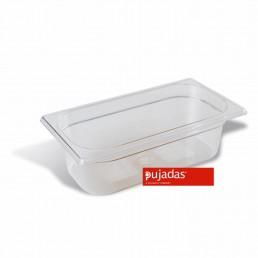 BAC GN en Polycarbonate 1/3 100 MM PUJADAS CHR BEST