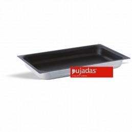 Plaque GN 1/1 anti-adhésive Aluminum h65 MM PUJADAS CHR BEST
