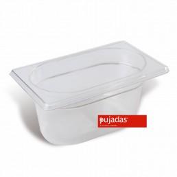 BAC GN en Polycarbonate 1/9 100 MM PUJADAS CHR BEST