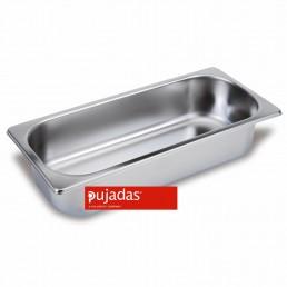 RECIPIENT A GLACE INOX 80 MM En INOX 18/10 de Haute Qualité PUJADAS CHR BEST