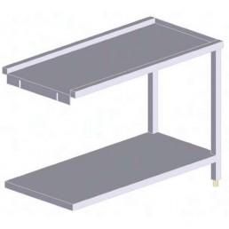 Table de sortie gauche/droite de 120 cm AFI COLLIN LUCY CHR BEST