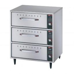 Hatco - Tiroir chauffant 3 tiroirs GN1/1 standard sans bac HATCO CHR BEST
