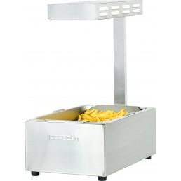 Chauffe-frites GN 1/1 Infrarouge CASSELIN CHR BEST