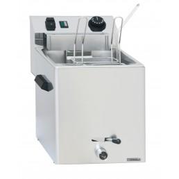 Cuiseur à pâtes électrique avec vanne de vidange - 3 paniers CASSELIN CHR BEST
