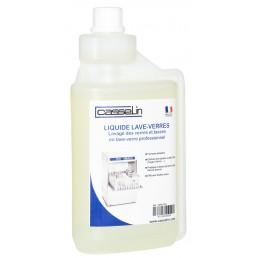 Liquide de lavage pour lave-verres 1L CASSELIN CHR BEST