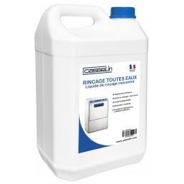 Liquide de rinçage pour lave-vaisselle et lave-verres 5L CASSELIN CHR BEST