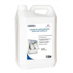 Liquide de lavage-rinçage pour lave-vaisselle CASSELIN CHR BEST