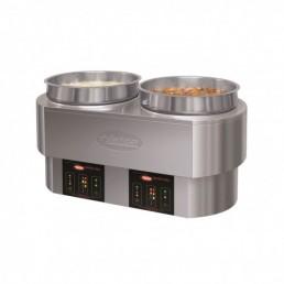 Hatco - Soupière de cuisson - 2 récipients de 10L HATCO CHR BEST