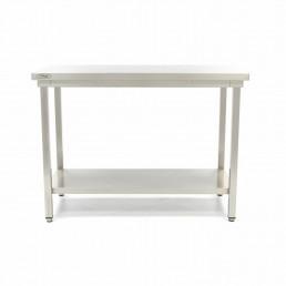 Tables en Inox 'Deluxe' 1400 x 700 mm MAXIMA CHR BEST