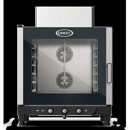UNOX-FOUR Bonlangerie MIXTE 6 Niveaux Format 600X400 MANUAL GAZ UNOX CHR BEST