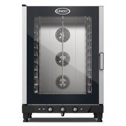 UNOX-FOUR MIXTE Bonlangerie 10 Niveaux- Format 600X400 MANUAL GAZ UNOX CHR BEST