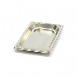 Conteneur Gastronome Inox 1/4GN | 20mm | 265x162mm MAXIMA CHR BEST
