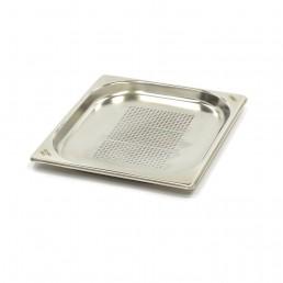 Bac GN perforé Inox 1/2GN | 20mm | 325x265mm MAXIMA CHR BEST