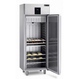 ARMOIRE Pâtisserie Haute Qualité Négative -22/-10°c 900L pas de 16.5mm Format 600 * 800 GEMM CHR BEST