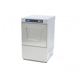 Lave-Vaisselle Commercial Compact avec Pompe de Rinçage VN-400 230V MAXIMA CHR BEST