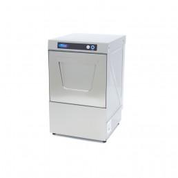Mini Lave-Vaisselle Commercial + Pompes Savon & Vidange VN-400 Ultra 230V MAXIMA CHR BEST