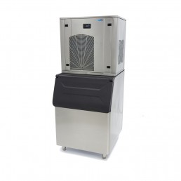 Machine De Glace Pilée / De Glace Concassé M-ICE 400 FLAKE - Air conditionné MAXIMA CHR BEST