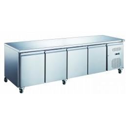 Tables Réfrigérées\n série star GN 1/1 • sans dosseret • évaporateur traité AFI COLLIN LUCY CHR BEST