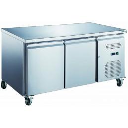 Tables Réfrigérées\n série star • sans dosseret\n évaporateur traité AFI COLLIN LUCY CHR BEST